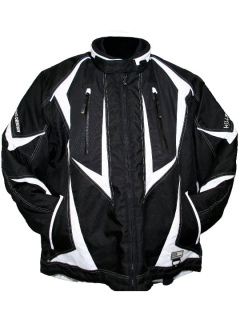 Choko Design jacket black/white
