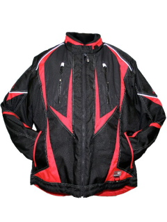 Choko Design jacket black/red