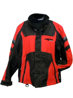 Choko HMK jacket black/red