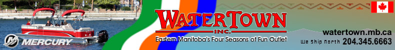 Watertown Lac du Bonnet, Manitoba's Four Seasons of Fun Outlet